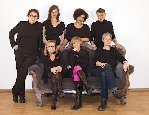 Team der Gesellschaft für Humanistische Fotografie (GfHF)